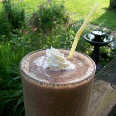 Chocolate Protein Smoothie Recipe