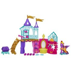 Brinquedo My Little Pony Crystal Princess Palace Playset #Brinquedo #My Little