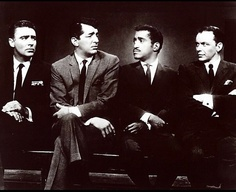 The Rat Pack. via the tailored gentleman
