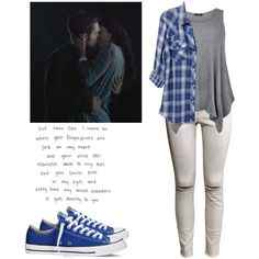 Hayden Romero 5x20 - tw / teen wolf by shadyannon on Polyvore featuring Rails, H