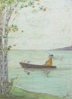 Busy Doing Nothing by Sam Toft