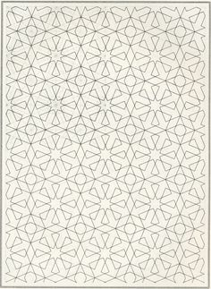 BOU 045 : Les éléments de l'art arabe, Joules Bourgoin | Pattern in Islamic Art