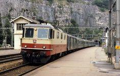 Trains, Swiss Railways, S Bahn, San Salvador, Oil Rig, Rio Grande, All Over The World, Switzerland, Scenery