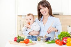 Dos and Don'ts of the Diet for Breastfeeding Moms