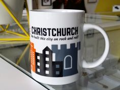 We Built This City, Kiwiana, Rock And Roll, Great Gifts, Messages, Ceramics, Mugs, Prints, Design