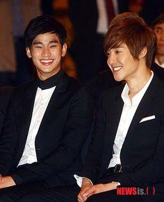 Kim Hyun Joong bị so sánh với Kim Soo Hyun