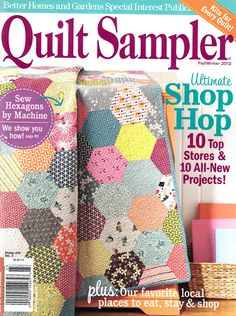 Quilt Sampler Fall/Winter 2012
