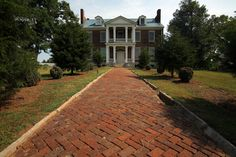 Carnton Plantation/Franklin TN, the McGavock Home. Hospital during the Civil War, home to Carrie McGavock.
