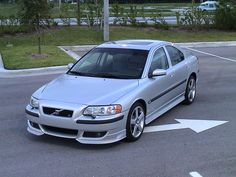 """2001 Volvo S60 R: Few people associate Volvo with performance and rarity, but the """"R"""" series brought both qualities to the tame Swedish automobiles. Helped by a turbo and better suspension, Volvo created the perfect and safest SLEEPER."""
