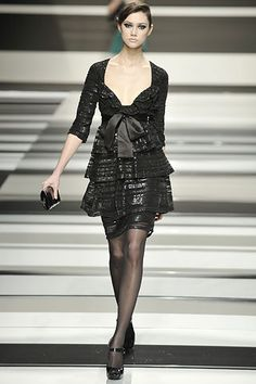 Elie Saab | Fall 2008 Ready-to-Wear Collection | Style.com
