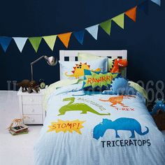Adairs Kids Dinosaur Duvet Set
