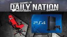 Worldwide giveaways: PlayStation 4 and a Gaming Chair (Ends 10/06/2016)...
