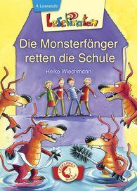 Lesepiraten – Die Monsterfänger retten die Schule