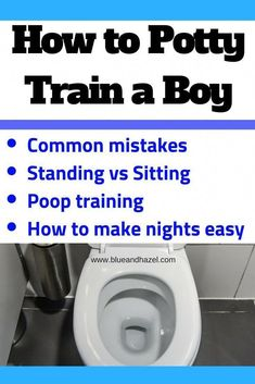 "Here's a complete ""how to"" for potty training boys! See how to motivate boys to pee and poop on the toilet, plus how to potty train at night and what age range is easiest. J Brand, Baby Boys, Toddler Boys, Carters Baby, Toddler Potty Training, Boy Potty Training Tips, Potty Training Charts, Teaching Boys, Thing 1"
