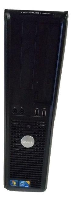 DELL OPTIPLEX 380 Core2Duo 2.93Ghz 2GB RAM 160GB HD WIN 7