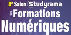 Salon Studyrama : Formations numériques et digitales