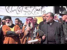 الأقصى ينتفض نصرة لرسول الله محمد عليه الصلاة والسلام
