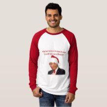 Trump, Melania's Christmas cookies are BAD! T-Shirt