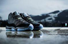 Air Jordan Gamma Blue