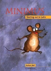 Minimus-Pupils-Book-Starting-out-in-Latin. Get your copy today. What a great way to learn latin. Fun too. #daisysbudleaf #ebay