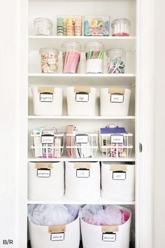 Toy Closet Organization, Kids Bedroom Organization, Playroom Ideas, Organization Hacks, Playroom Closet, Organized Mom, Organized Playroom, The Home Edit, Organizing Your Home