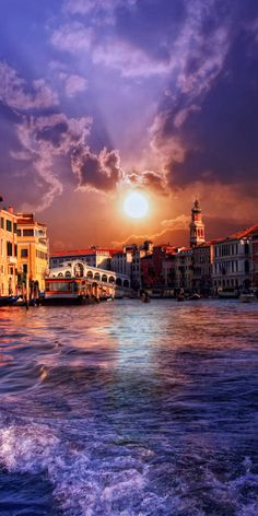 Venice Canals, Italy
