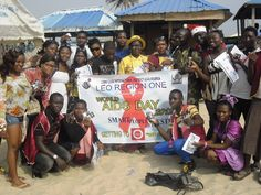 http://nigeria.mycityportal.net - District 404-A Leo Clubs Nigeria - Leos promoted AIDS prevention.