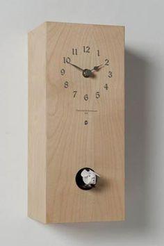 horloge et coucou design coco horloge coucou suspendre. Black Bedroom Furniture Sets. Home Design Ideas