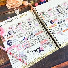20 Secret Habits Of Very Organized People You Need To Know For The School Year - Gurl.com | Gurl.com