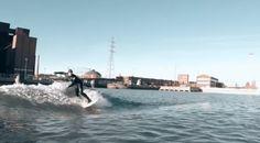 TEKEEKÖ KEINOAALTO SUOMESTA SURFFITURISMIN KOHTEEN?  Artwave on suomalainen keinoaalto-innovaatio, joka tekee aallon luonnonveteen.
