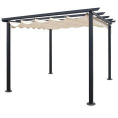 There are lots of pergola designs for you to choose from. You can choose the design based on various factors. First of all you have to decide where you are going to have your pergola and how much shade you want. Corner Pergola, Small Pergola, Pergola Attached To House, Metal Pergola, Pergola With Roof, Cheap Pergola, Wooden Pergola, Outdoor Pergola, Covered Pergola