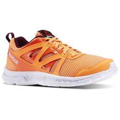 Reebok - Zapatillas de Running Run Supreme 2.0 elect peach/atom red/celest orchd/wht V68257