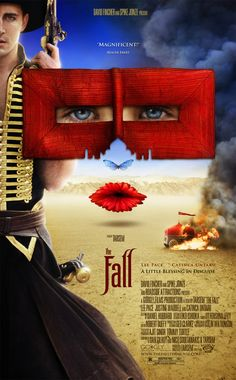 Directed by Tarsem Singh. With Lee Pace, Catinca Untaru, Justine Waddell, Kim… Sad Movies, Movies To Watch, Movie Tv, Awesome Movies, Cult Movies, Lee Pace The Fall, The Fall Movie, The Fall 2006, Dali Paintings