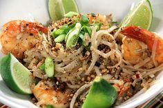 Our pad thai recipe is seriously delicious!