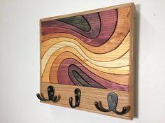 madera para llavesOndulado manchas madera para llaves