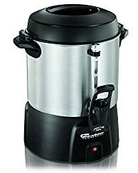 Proctor Silex 45040 40 Cup Brushed Aluminum Coffee Urn Coffee