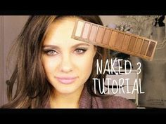 ▶ Naked 3 Tutorial: Soft Smokey Eye - YouTube