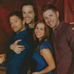 J2 and Misha with fan at Vegascon 2014