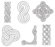 Dessin Celtique 93 meilleures images du tableau coloriage celtique | illuminated
