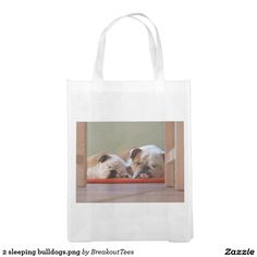2 sleeping bulldogs.png grocery bags