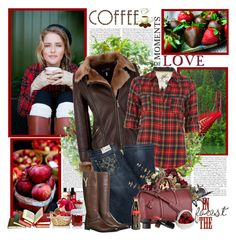 """""""Coffee time"""" by glitterbaby77 ❤ liked on Polyvore"""