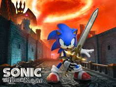 Best sonic and the black knight image by Baines Mason (2017-03-15)