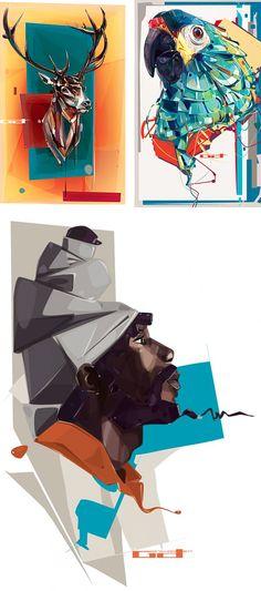 Illustrations by Denis Gonchar