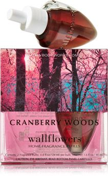 Cranberry Woods Wallflowers 2-Pack Refills - Home Fragrance - Bath & Body Works