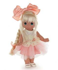 Кукла Великолепная Лилу (блондинка), 30 см Precious Moments