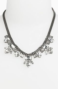 Love this: Juicy Couture Punk Rocks Collar Necklace @Lyst