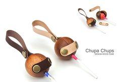 chupa chups wood cases