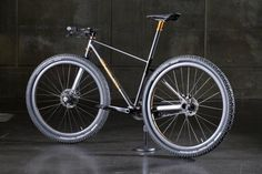English Cycles Right 29. 'Righty' with Gates Carbon Drive