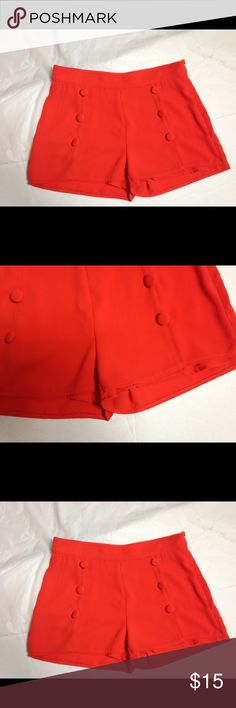 Sailor shorts Sz Large These shorts are in excellent used condition.  They measure 30 inches in the waist .  Doubled layer. Moon Collection Shorts