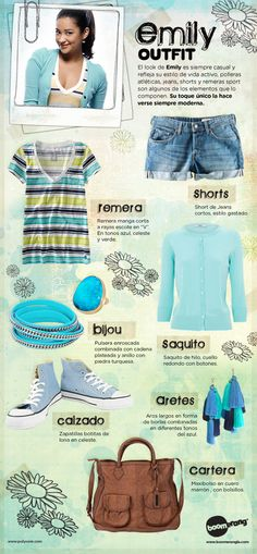 Outfit de la semana Pretty Little Liars
